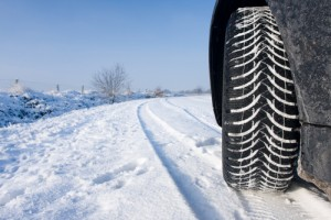 driving in winter, winter driving, tyres for winter