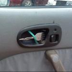 fork handle, diy car repairs