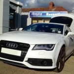 Audi bodywork repairs Essex & London
