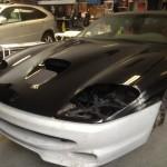 Car body Chassis repairs, Ferrari repairs and resprays Essex
